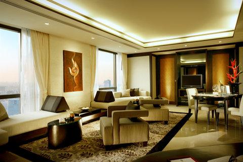 悦榕度假酒店 - 2 Bedroom Suite - Living Area