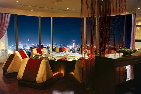 悦榕度假酒店 -  Saffron Restaurant