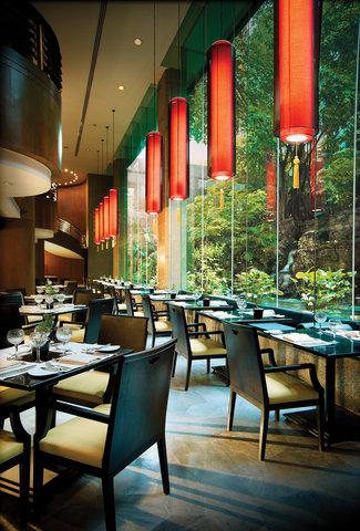 悦榕度假酒店 - Romsai Restaurant - Dining  Vertical