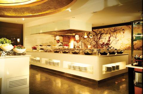 悦榕度假酒店 - Romsai Restaurant - Hot Station