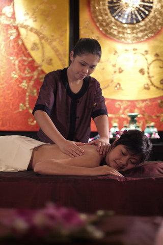 悦榕度假酒店 - Body Massage 1