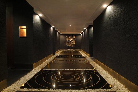 悦榕度假酒店 - Spa Corridor