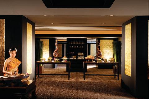悦榕度假酒店 - Foyer Thai Setup