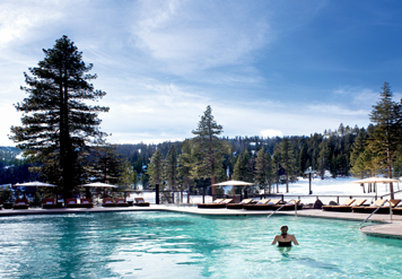 The Ritz-Carlton Lake Tahoe View of pool