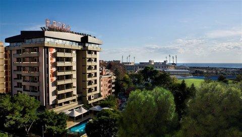 Hotel Panorama Cagliari - EXTERIOR VIEW