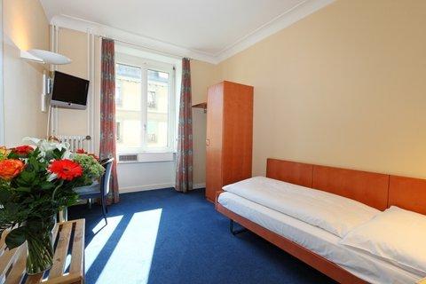 Bernina Swiss Q Hotel - Standard single room