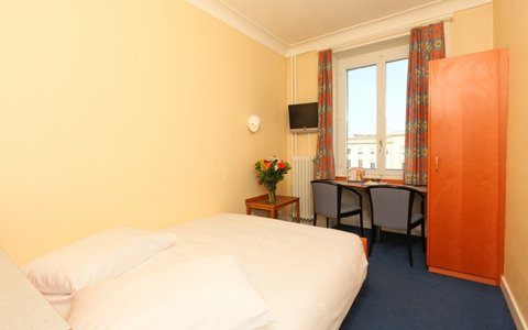 Bernina Swiss Q Hotel - Standard double room