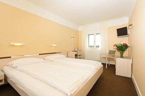 Bernina Swiss Q Hotel - Standard twin room