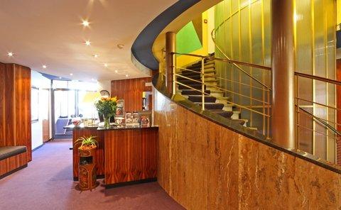 Bernina Swiss Q Hotel - Reception