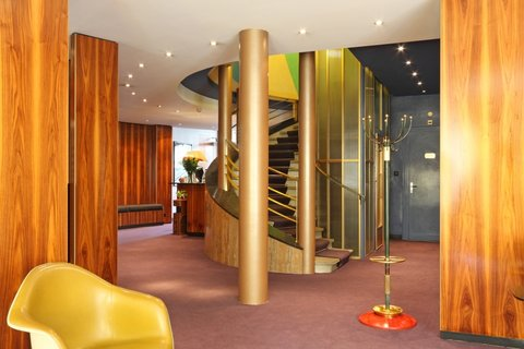 Bernina Swiss Q Hotel - Lobby