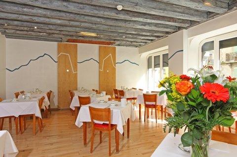 Bernina Swiss Q Hotel - Restaurant