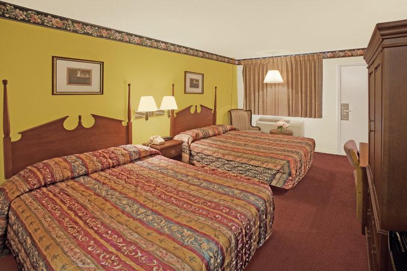 Americas Best Value Inn - San Marcos, TX