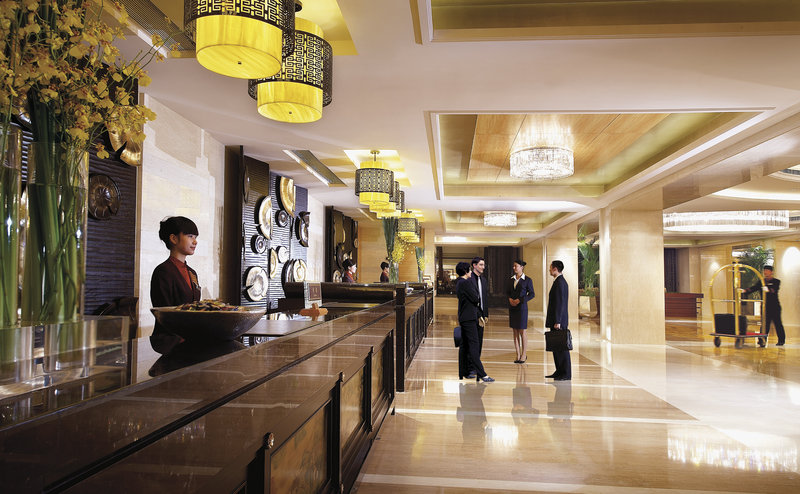 Baolilai International Hotel Lobby