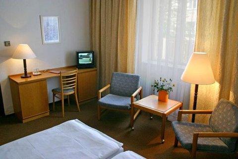 Euroagentur Hotel Jasmin - Guest Room