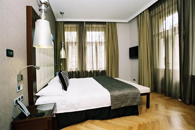 Hotel Eurostars David 客室
