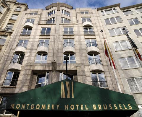Eurostars Montgomery Brussels - Exterior