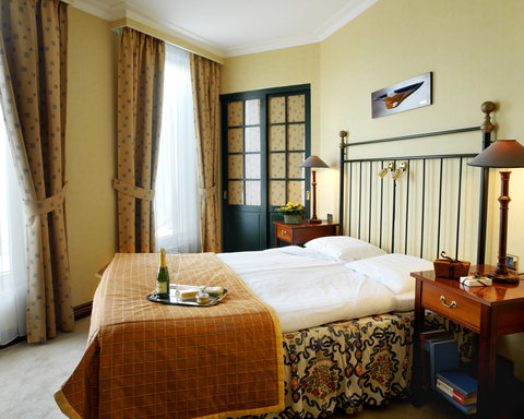 Eurostars Montgomery Brussels - Guest Room