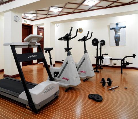 Eurostars Montgomery Brussels - Gym