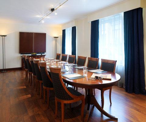 Eurostars Montgomery Brussels - Meeting Room