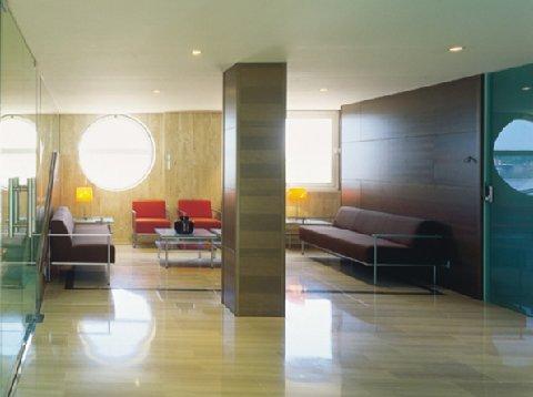 Hotel Exe Parc del Vallés - Lobby