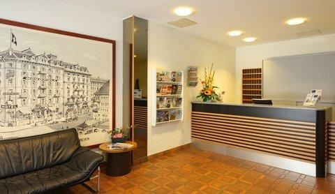 Metropole Swiss Quality Hotel - Lobby
