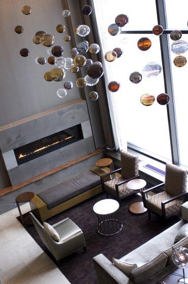 Hotel Felix Chicago - Hotel Lobby