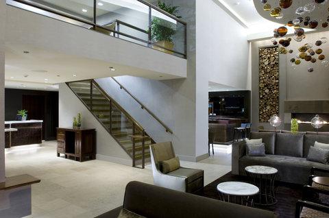 Hotel Felix Chicago - Lobby at Hotel Felix Chicago