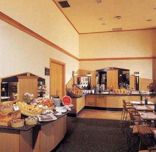 Holiday Inn Express Valencia-Ciudad de las Ciencias Restaurang