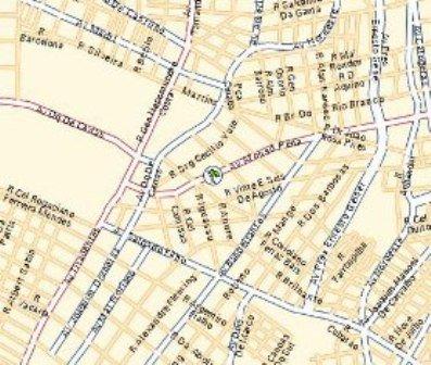 Bristol Exceler Plaza Hotel - Map