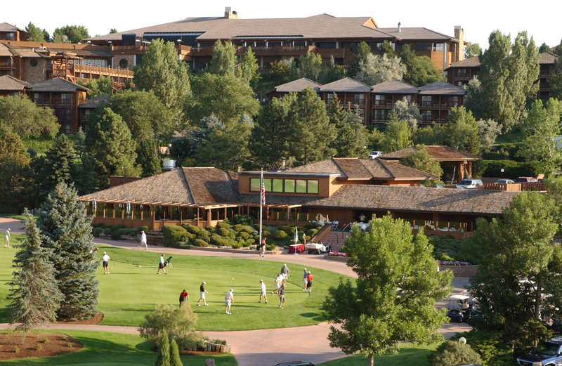 Cheyenne Mountain Resort - Colorado Springs, CO