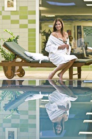 Danubius Hotel Flamenco - Swimming Pool