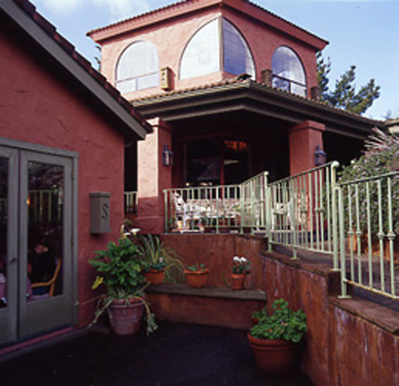 Sonoma Coast Villa & Spa - Bodega, CA
