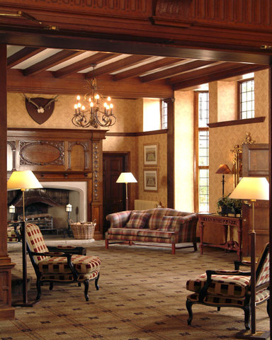 Inglewood Manor - Lobby