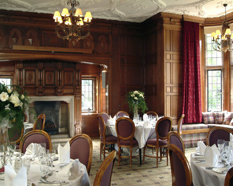 Inglewood Manor - Restaurant