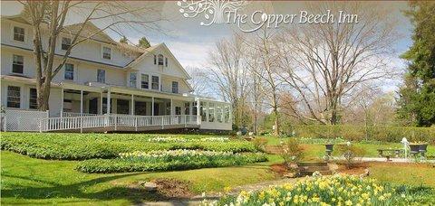 The Copper Beech Inn - Exterior