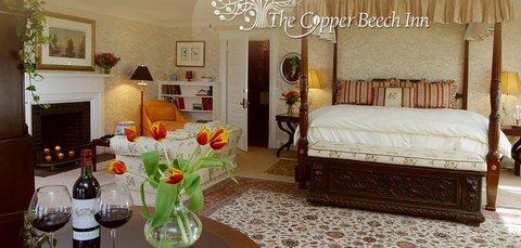 The Copper Beech Inn - Guest Room