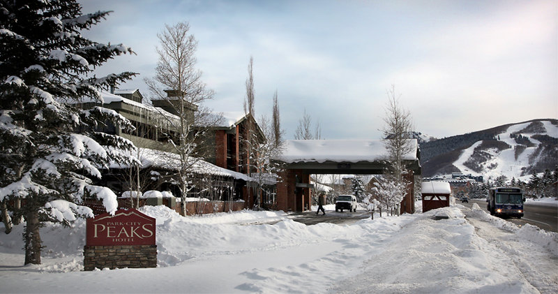The Park City Peaks Hotel