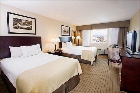 'Holiday Inn Los Angeles International Airport Hotel' - Double Bed Guest Room