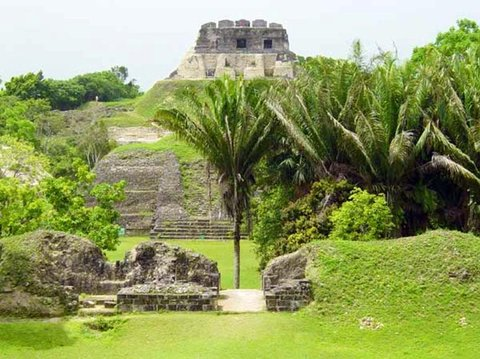 Las Terrazas Resort and Residences - Mayan Temple At Xunantunich