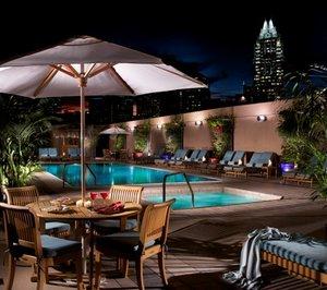 Pool - Hilton Hotel Austin