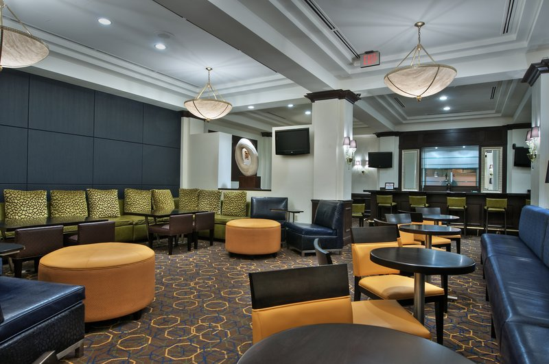 Hilton Garden Inn Washington DC Downtown Bar/lounge