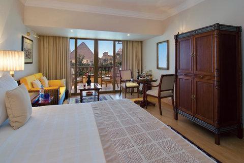 فندق مينا هاوس - Mena Garden  Pyramids View Room