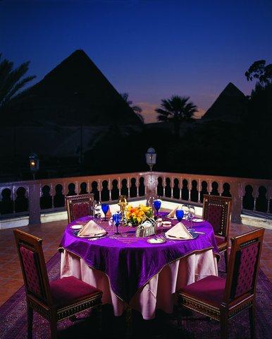 فندق مينا هاوس - Presidential Suite  Terrace