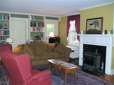1805 Phinney House - Interior