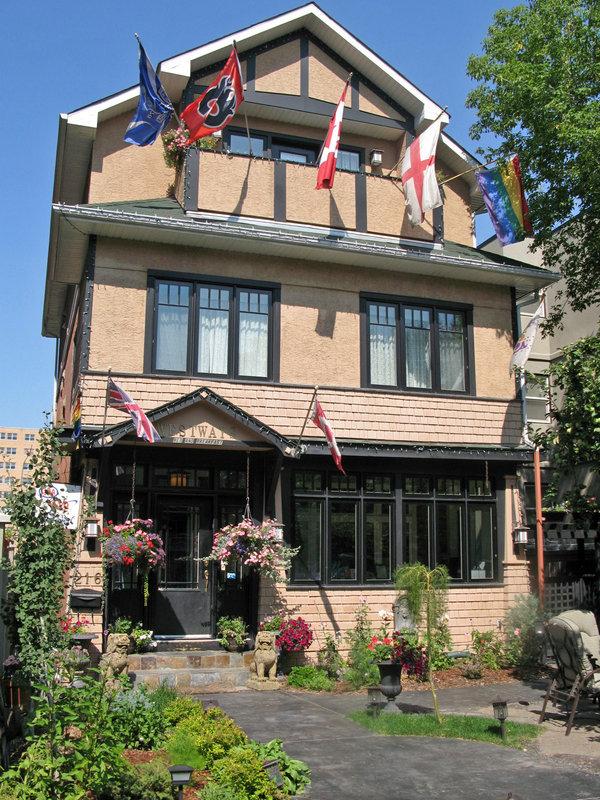 Calgary Westways Guest House Vue extérieure