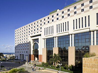 Sofitel Algiers Hamma Garden Hotel - Exterior View