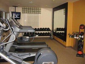 Fitness/ Exercise Room - Hilton Garden Inn Renton