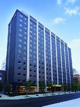 Brighton City Osaka Kitahama Hotel Außenansicht
