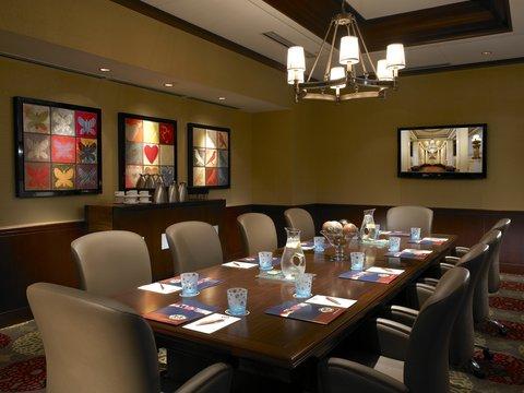 Monaco Baltimore A Kimpton Hotel - Tokyo Boardroom