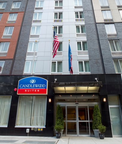 Candlewood Suites NEW YORK CITY- TIMES SQUARE - Exterior